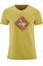 Red Chili Genesis 17 t-shirt geel